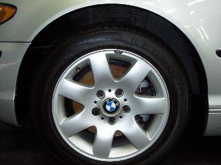 BMW 325iのコーティング
