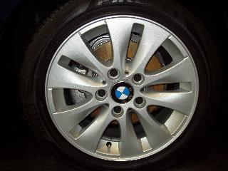 BMW 116iのコーティング
