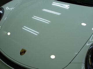 PORSCHE 991 GT3のコーティング